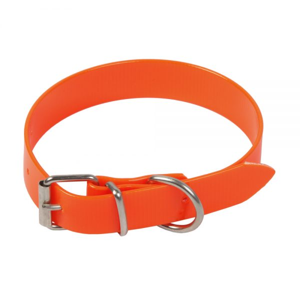 Collar para perro fabricado en Biothane
