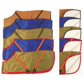 Manta para galgo en lona-nylon